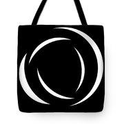 Black And White Art - 104 Tote Bag