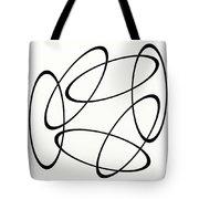 Black And White Art - 148 Tote Bag