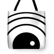 Black And White Art 167 Tote Bag