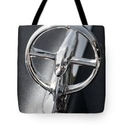 Black And White Car Logo Tote Bag