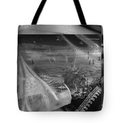 Black And White Moments Tote Bag