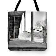 Black And White Or Shades Of Gray? Tote Bag