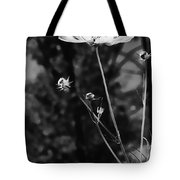 Black And White Together Tote Bag