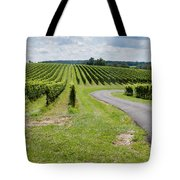 Maryland Vinyard In August Tote Bag
