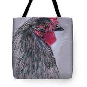 Black Australorp Hen Tote Bag
