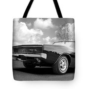 Black Beaut - Charger R/t Tote Bag