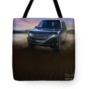 Black Beauty Tote Bag