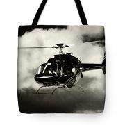 Black Bell Tote Bag