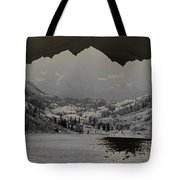 Black Bells Tote Bag