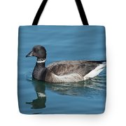 Black Brant Swimming Tote Bag