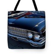 Black Caddy Tote Bag