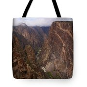 Black Canyon Of The Gunnison Tote Bag