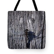 Black Darter Tote Bag