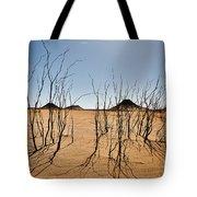 Black Desert Tote Bag