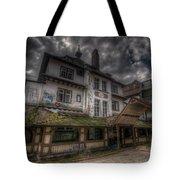 Black  Forest Hospital Tote Bag