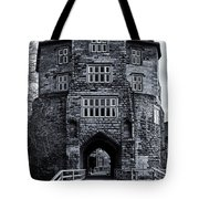 Black Gate Tote Bag