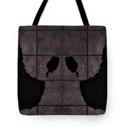 Black Hands Pink Tote Bag