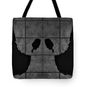 Black Hands  Tote Bag
