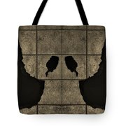 Black Hands Sepia Tote Bag