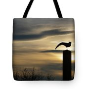 Black Headed Gull   Larus Ridibundus Tote Bag