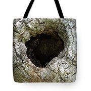 Black Hole Where Time Can Not Hide Natural Abstract Tote Bag