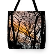 Black Ink Light  Tote Bag