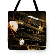 Black Knight Tote Bag