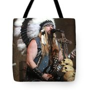 Black Label Society - Zak Wylde Tote Bag