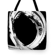 Black Magic 309 Inverted Tote Bag