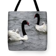 Black Necked Swans Patagonia 1 Tote Bag