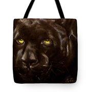 Black Panther Tote Bag