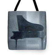 Black Piano 2004 Tote Bag