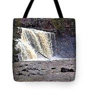 Black River Falls Tote Bag