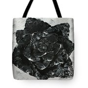 Black Rose I Tote Bag