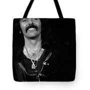 Black Sabbath #46 Enhanced Bw Tote Bag