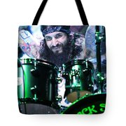 Black Sabbath - Tommy Clufetos Tote Bag