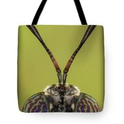 Black Soldier Fly 3x Tote Bag