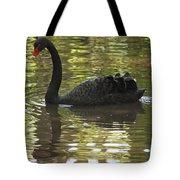 Black Swan Series II Tote Bag