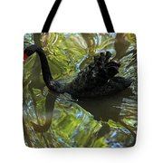 Black Swan Series V  Tote Bag