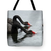 Black Swans Australia Tote Bag