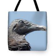 Black Vulture  Tote Bag