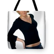 Black18-crop Tote Bag
