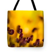 Blackweyed Susan Stamens Tote Bag