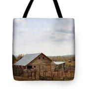 The Blackfoot Barn Tote Bag