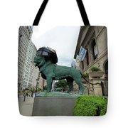 Blackhawks Lion 2 Tote Bag