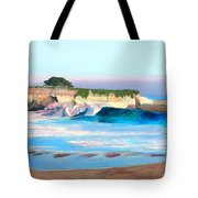 Blacks Beach - Santa Cruz Tote Bag