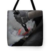 Smoking Hot Tote Bag