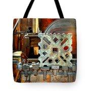 Blacksmith Blues Tote Bag