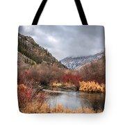 Blacksmith Fork Canyon Tote Bag