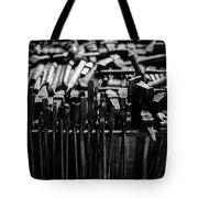 Blacksmith's Tools Tote Bag